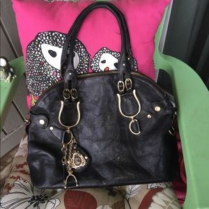 ❣️Juicy Couture❣️Large Leather Purse